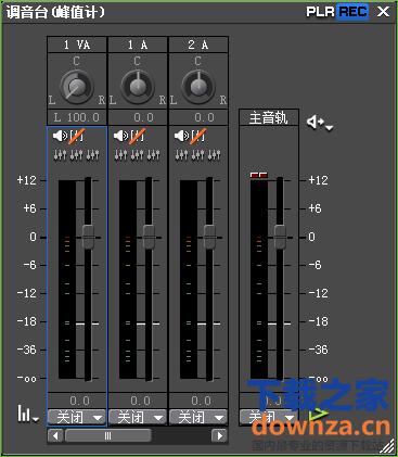 edius声音素材如何从单声道变成双声道