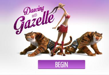 与夏奇拉共舞!《疯狂动物城》羚羊舞怎么玩?